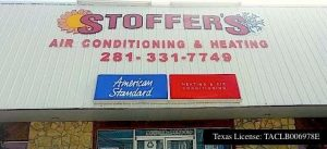 AC Company Alvin TX Stoffers Air Conditioning Heating